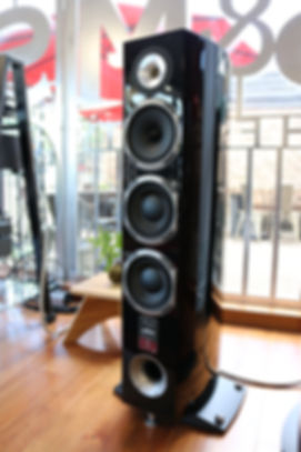 Home audio stereo speakers high fidelity