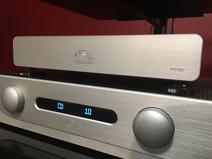 Home audio stereo hifi phono preamp integrated amp Atoll