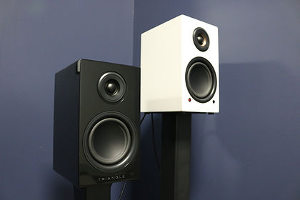 home audio streo hifi speakers Triangle hifi