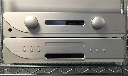 Home audio stereo hifi integrated amp cd player Atoll