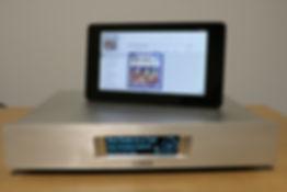 Home audio hifi digital audio streamer