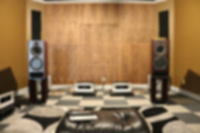 Home audio stereo high fidelity tube amps
