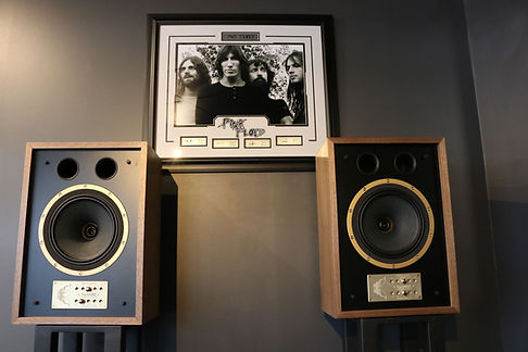 Home audio stereo hifi loudspeakers Pink Floyd