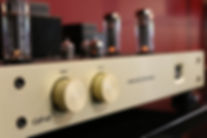 home audio conrad johnson tube amplifier
