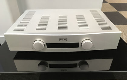 Home audio stereo hifi integrated amplifier Hegel