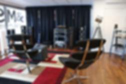 Home audio stereo hifi speakers pre-amp amplifier turntable