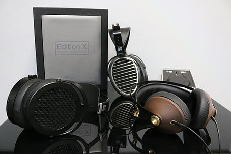 Home audio HIFIMAN Meze audio headphones