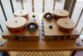 Home audio Tri-art audio crossovers speakers hifi high end audio