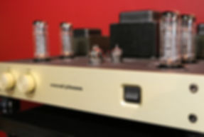 Home audio Conrad Johnson CAV-45 integrated tube amplifier hifi