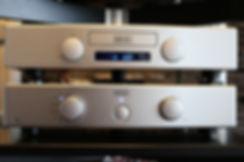 home audio stereo hifi hegel cd player pre-amp