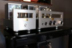 home audio tube headphone amplifier