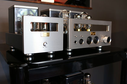 home audio tube headphone amplifier