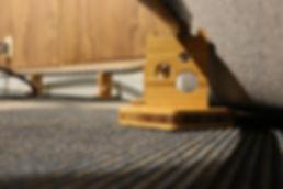 home audio hifi TriArt cable elevators