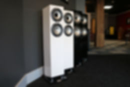 Home audio stereo hifi Tannoy loudspeakers