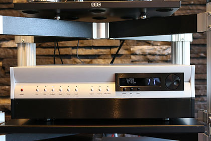 home audio tube pre-amplifier hifi