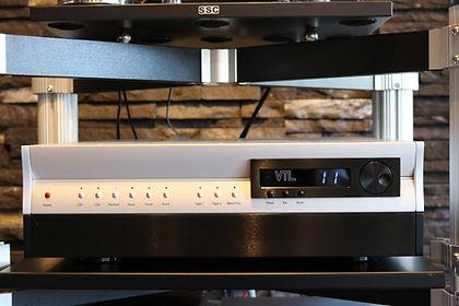 home audio tube pre-amplifier hifi