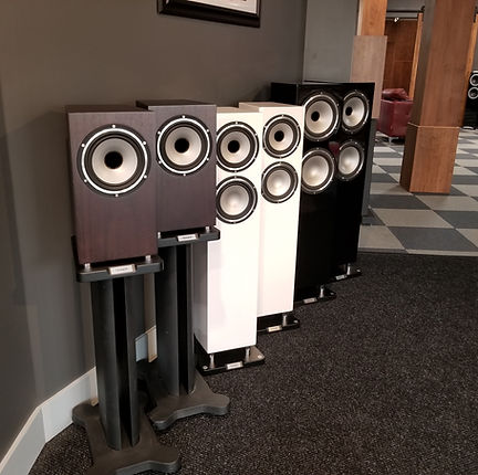 home audio stereo hifi tannoy loudspeakers