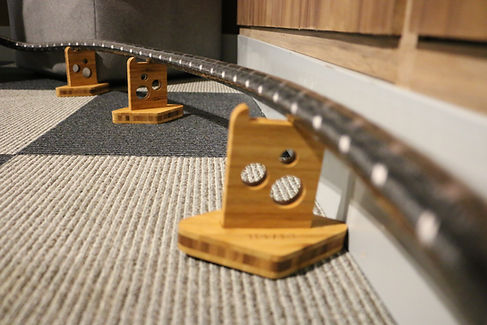 home audio hifi TriArt cable elevators