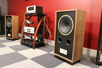 home audio stereo speakers tube amplifier hifi