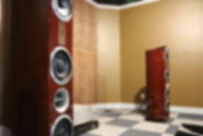 Home audio Triangle speakers hifi