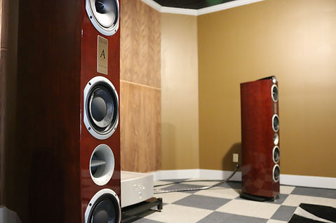 Home audio Triangle speakers hifi