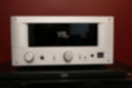 home audio hifi tube amplifier