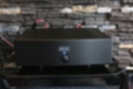home audio Hegel H20 power amplifier hifi