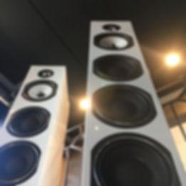 Home audio Triangle Australe EZ loudspeakers high end audio