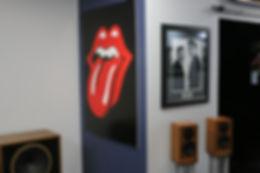 Home audio stereo hifi store