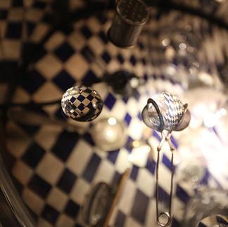 PHILIPPE DECOUFLÉ / Nouvelle collection d'Opticons . © Pauline Manet