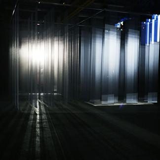 YANNICK JACQUET, JÉRÉMIE PEETERS, THOMAS VAQUIÉ [ANTIVJ]/3Destruct*  © Pauline Manet
