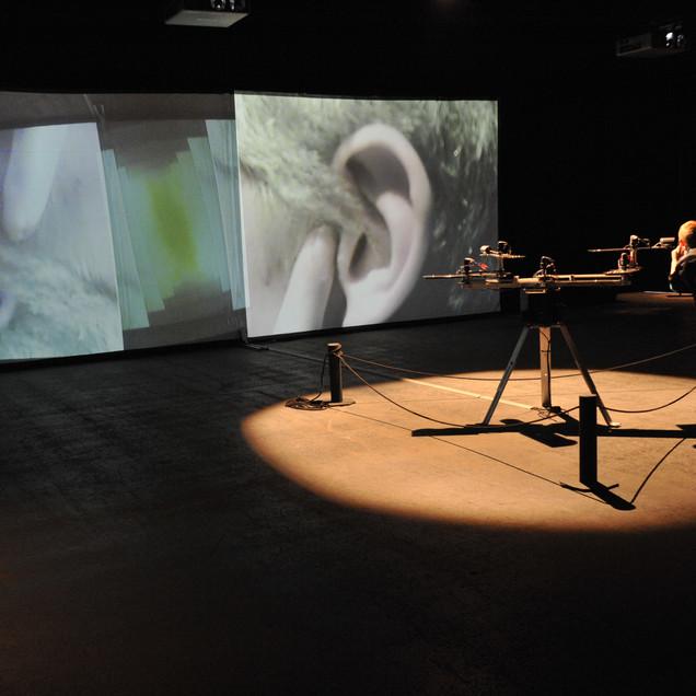 PASCAL DUFAUX / Fontaine Sculpture Video Cinetique3