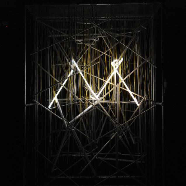 BORIS PETROVSKY / The Nixie Mixie Matrix
