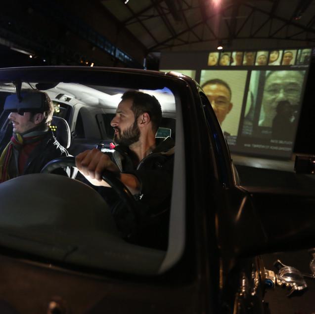 JUNG YEONDOO / Drive-In Theater