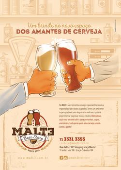 MALTE3 Beer Store