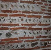 Restauration de briques forraines avril