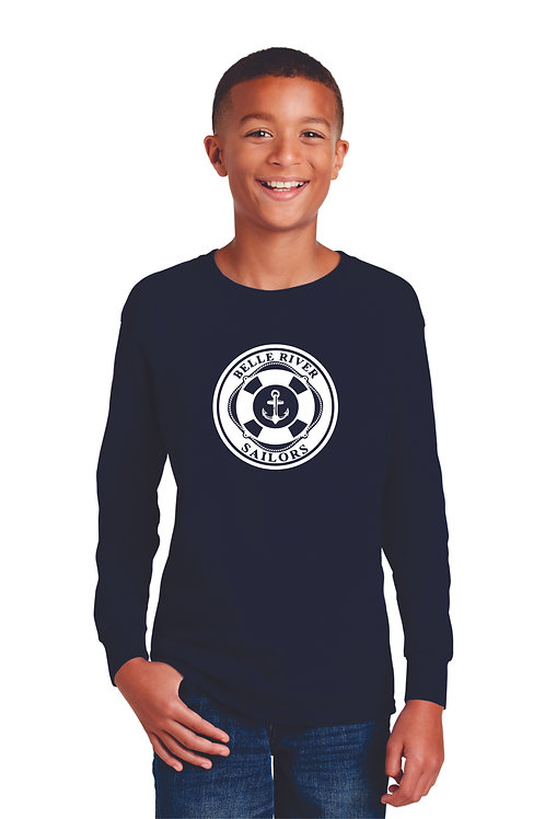 Belle River Youth Long Sleeve Shirt