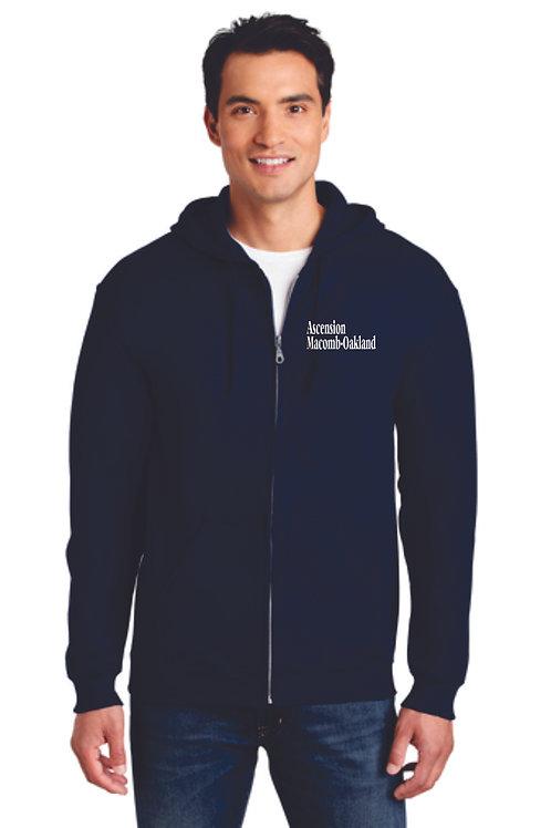 Ascension Oakland-Macomb Full-Zip Hooded Sweatshirt