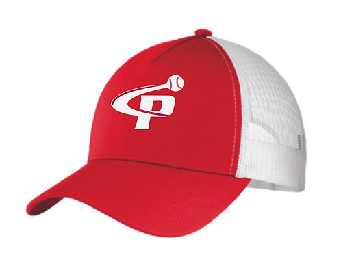 "Prospects Baseball ""P"" Logo Trucker hat"
