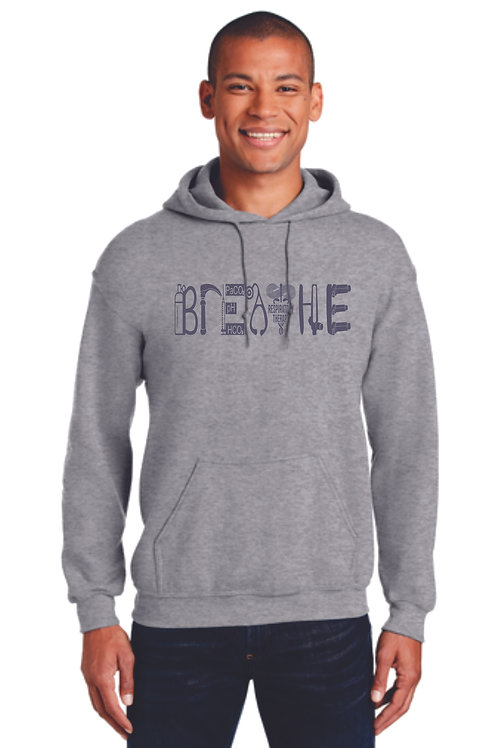 Respiratory Therapy Breathe Hoodie