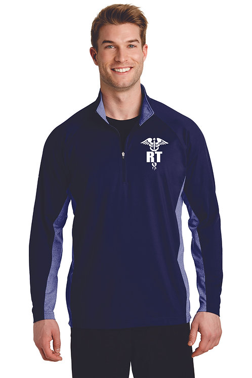 Respiratory Therapy Unisex 1/4 Zip Up