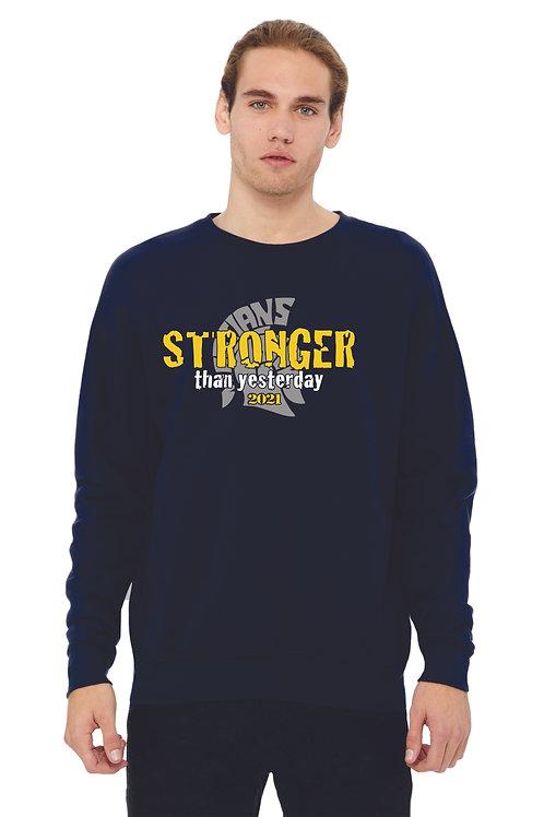 Memorial Tournament Unisex Sponge Fleece Drop Shoulder Sweatshirt