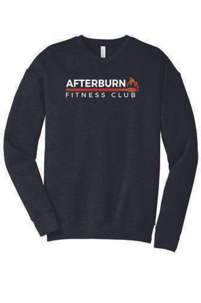 Afterburn Fitness BELLA+CANVAS®  Unisex Sponge Fleece Drop Shoulder Sweatshirt