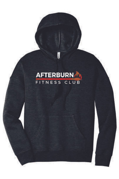 Afterburn Fitness BELLA+CANVAS®  Unisex Sponge Fleece Pullover DTM Hoodie