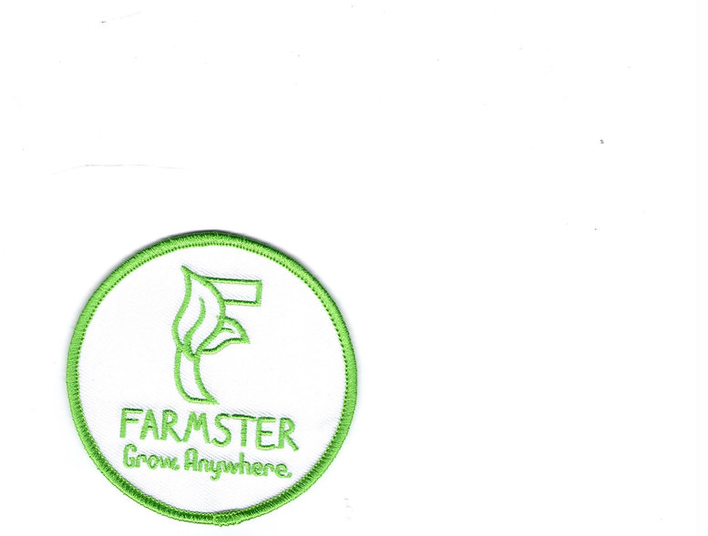 Iron-on Farmster Patch