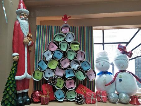 Make your own ... Story Advent Calendar!