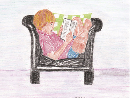 Comfort Reading - is it good for you?