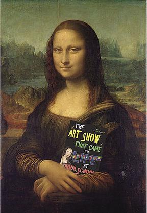 Mona Lisa is one of the stars in My School Adventure's easy school fundraiser