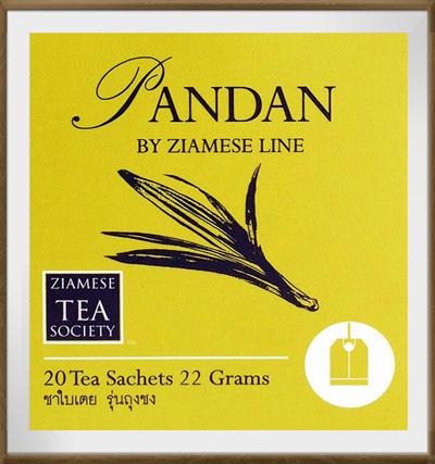 Pandan Tea Herbal