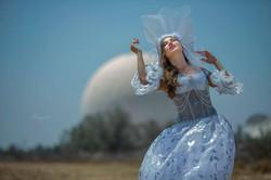 Welcome to the aliens tea party_Mod_ Masha Lysak_ Dresses Design _ Natali Boychuk